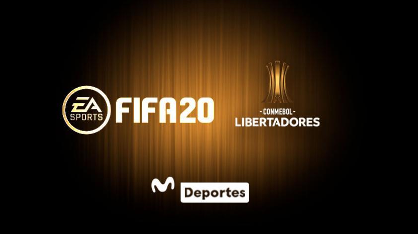 La Copa CONMEBOL Libertadores confirmada en el FIFA 20, anunció EA Sports