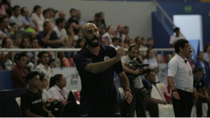 Modo Vóley: Juan Diego García ya no es más entrenador de la USMP