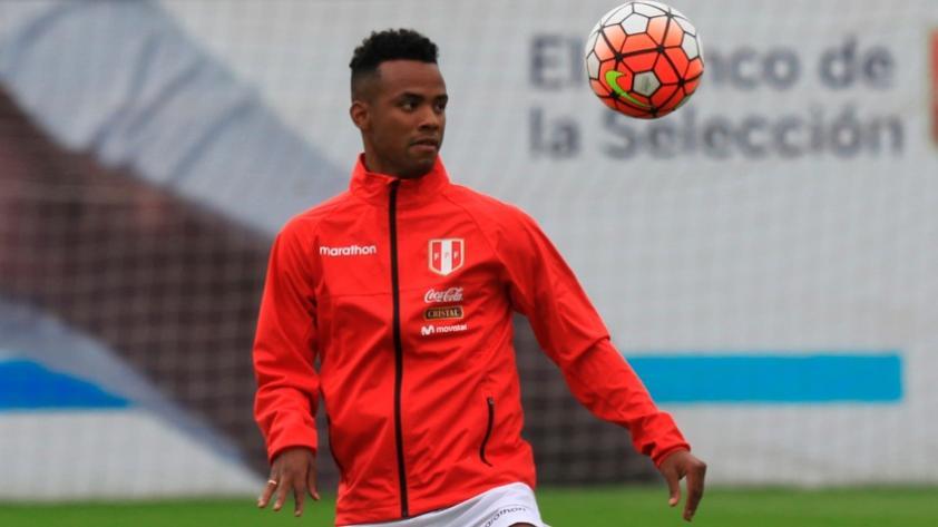 Selección Peruana: La FPF anunció que Nilson Loyola fue desconvocado por lesión