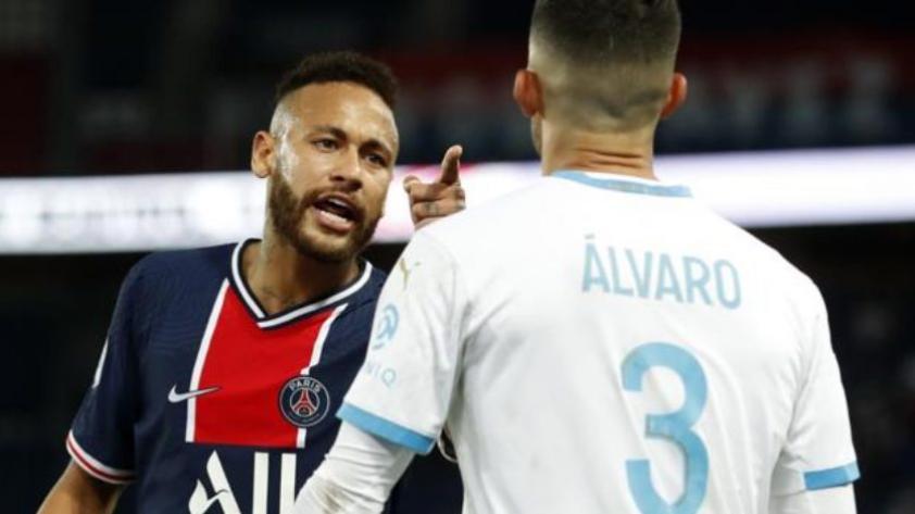 """""""Más amor para el mundo"""": las palabras de Neymar tras pelea con Álvaro González"""