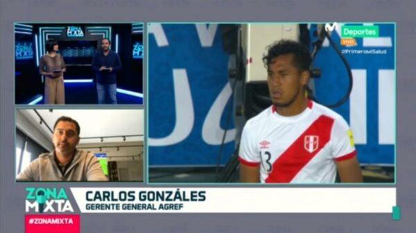 """Carlos Gonzáles en Zona Mixta: """"Celta de Vigo siempre tuvo mucho interés por Renato Tapia"""" (VIDEO)"""