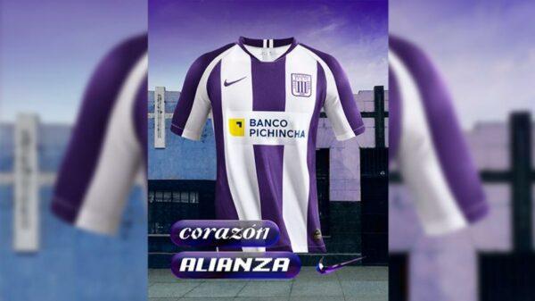 Alianza Lima: El cuadro íntimo presentó oficialmente su tradicional camiseta blanquimorada por el mes de octubre