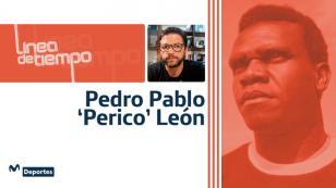 Línea de Tiempo: un merecido homenaje a 'Perico' León al estilo de Pedro García (VIDEO)