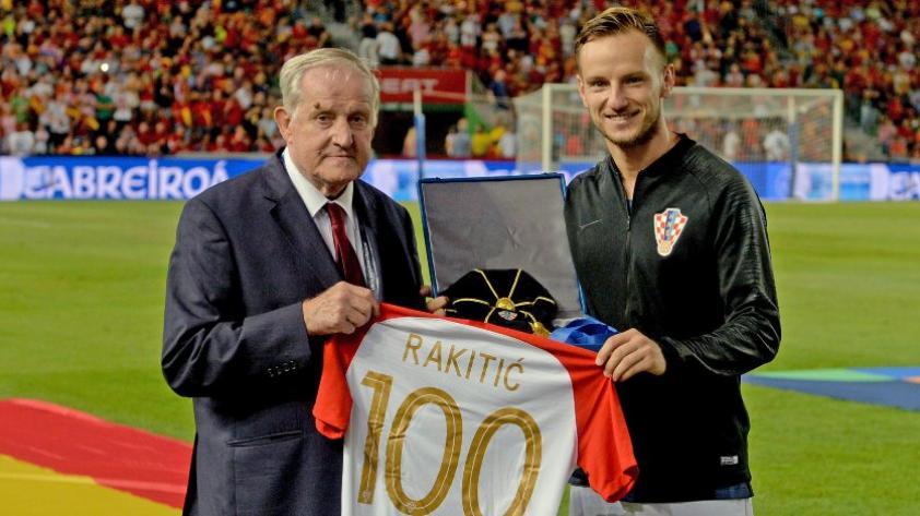 Cuelga las botas: Ivan Rakitić le dice adiós a la selección de Croacia