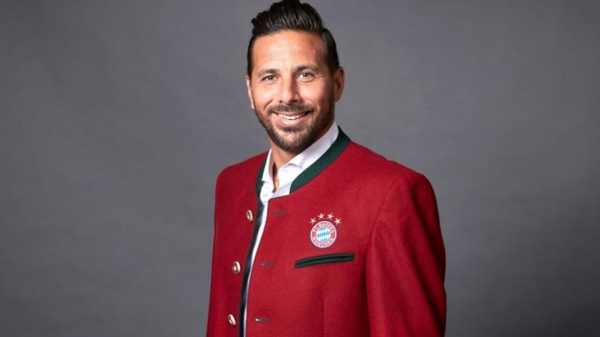 Orgullo peruano: Claudio Pizarro fue nombrado como nuevo embajador del Bayern Múnich