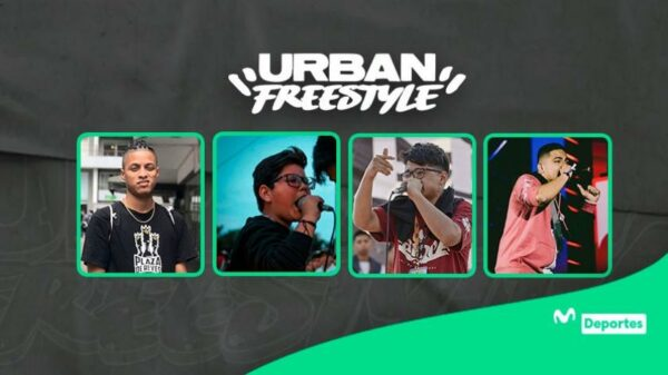Urban Freestyle: conoce los detalles de la primera competición de rap en Movistar Deportes