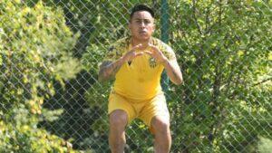 Christian Cueva ya entrena con el Yeni Malatyaspor de Turquía