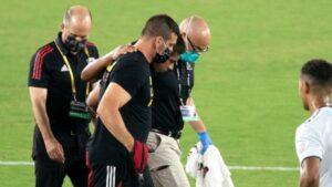 URGENTE: Edison Flores será operado luego de las fracturas faciales sufridas durante su último partido en la MLS