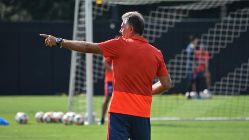 Selección de Colombia: Carlos Queiroz presentó una lista de 34 futbolistas convocados