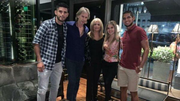 Selección Peruana: Ricardo Gareca se reunió con Carlos Zambrano y Luis Abram en Argentina
