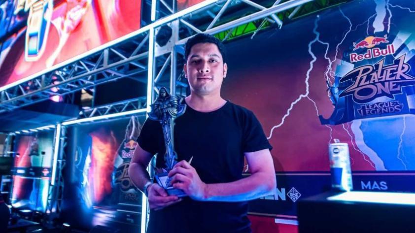 ¡Alezz logró el bicampeonato de Red Bull Player One League of Legends en Perú!