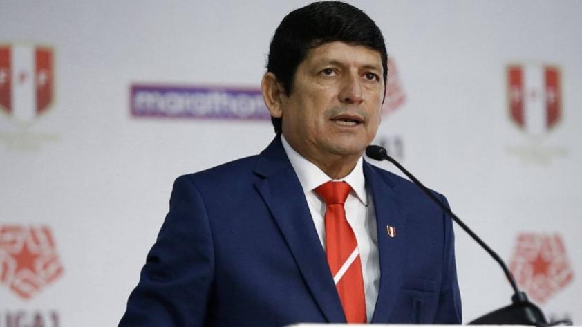 """Agustín Lozano: """"Estamos preparando un protocolo para jugar con público en el mes de noviembre"""""""
