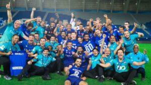 André Carrillo se consagró campeón de la Saudi Professional League con Al Hilal