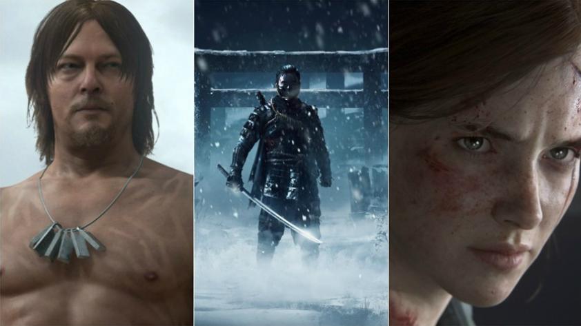 Gamers: Sony ha reconfirmado que The Last of Us 2, Death Stranding y Ghost of Tsushima llegarán a PS4 en los próximos meses
