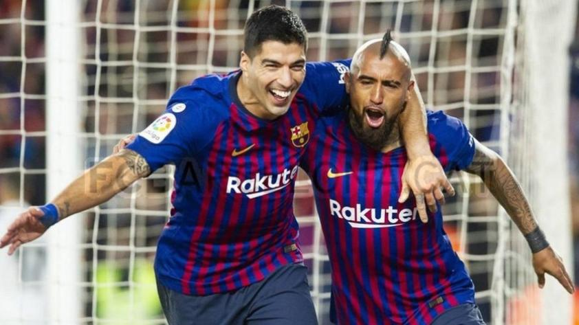 Duro golpe: Roland Koeman no puso en lista a Luis Suárez, Arturo Vidal y Rafinha para el próximo encuentro del Barcelona