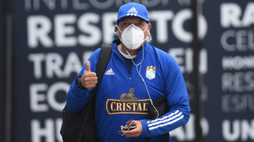 """Roberto Mosquera: """"Es repetitivo que sacamos lo mejor de nosotros con el marcador adverso"""""""