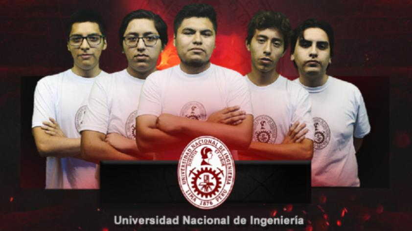 Dota 2: La UNI se consagra campeón de la primera Liga Universitaria Peruana de Esports