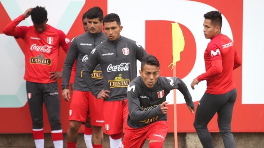 """Sandro Rengifo: """"Gareca me dijo que vea más el tema del gol o pasegol y que la convocatoria no me saque de mi club"""""""