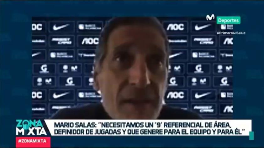 Zona Mixta: Mario Salas y su primer día de entrenamiento en Alianza Lima (video)