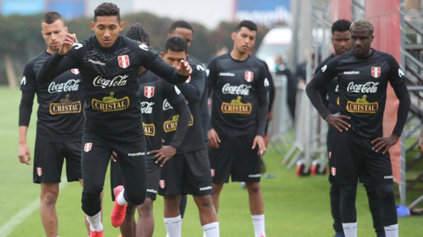 """Christofer Gonzáles en Zona Mixta: """"Venimos trabajando bien todos los convocados"""" (VIDEO)"""