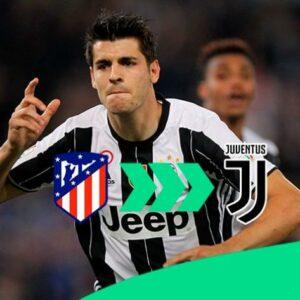 ¡Está de regreso! Álvaro Morata es el nuevo refuerzo de la Juventus