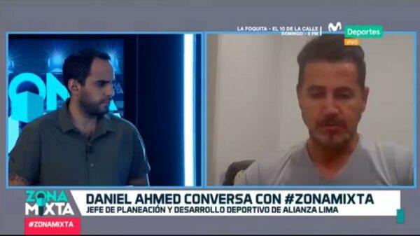 """Daniel Ahmed habló sobre la Bolsa de Minutos: """"Insertar jugadores es la base de nuestro fútbol"""" (VIDEO)"""