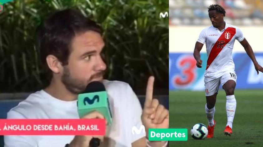 """""""Se pactó una reunión muy necesaria entre André Carrilo y Ricardo Gareca"""", asegura Michael Succar (VIDEO)"""