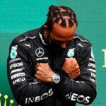 'Wakanda' por siempre: Lewis Hamilton ganó el GP de Bélgica de Fórmula 1 y dedicó su triunfo a Chadwick Boseman