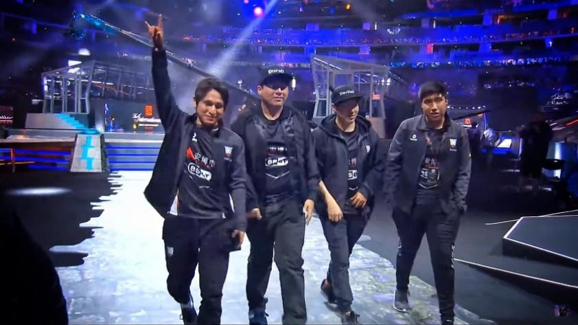Gran campaña: Infamous Gaming perdió 2-0 ante Team Secret y quedó eliminado de The International 2019 (VIDEO)
