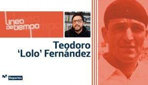 Línea de Tiempo: Un especial de Teodoro 'Lolo' Fernández por sus 107 aniversario al fiel estilo de Pedro García (VIDEO)