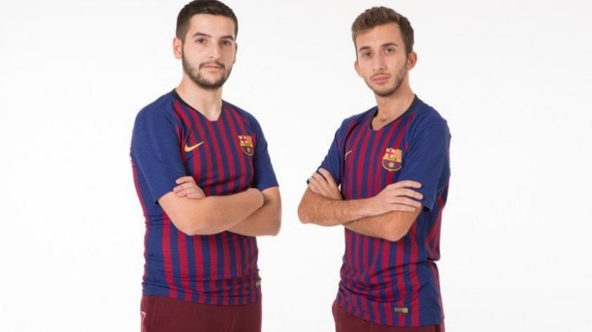 Barcelona se refuerza con dos fichajes para su equipo de eSports PES 2019