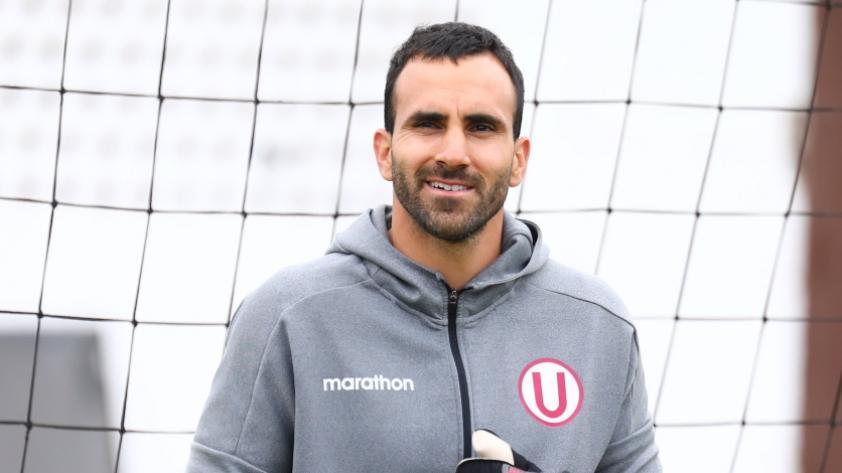 """José Carvallo: """"Estoy un lindo momento de mi carrera, estoy emocionado por nuestro momento en el torneo"""""""
