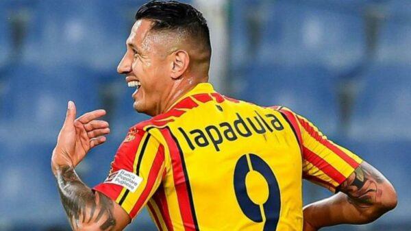 """Antonio García Pye sobre Lapadula: """"No es un jugador elegible, no tiene sentido hablar del tema"""""""