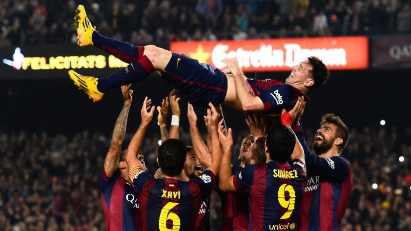 Lionel Messi y los récords con Barcelona que quedan pendientes por romper