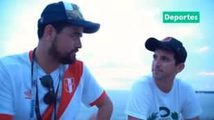 ¿Dónde está Franco?: hablamos sobre el último partido de la selección peruana en Rusia