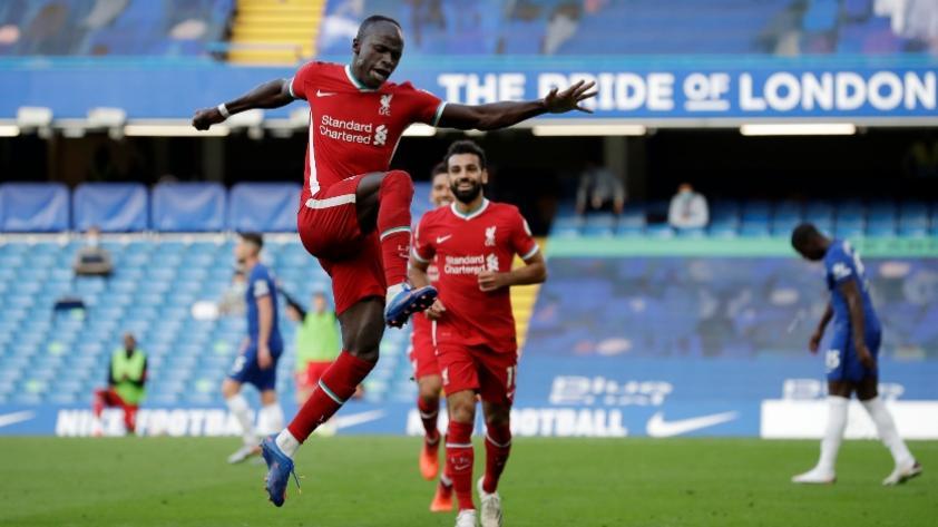 Liverpool derrotó 2-0 al Chelsea por la segunda jornada de la Premier League