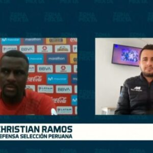 """Christian Ramos en Zona Mixta: """"Creo que la continuidad era el primer factor para ser convocado"""" (VIDEO)"""