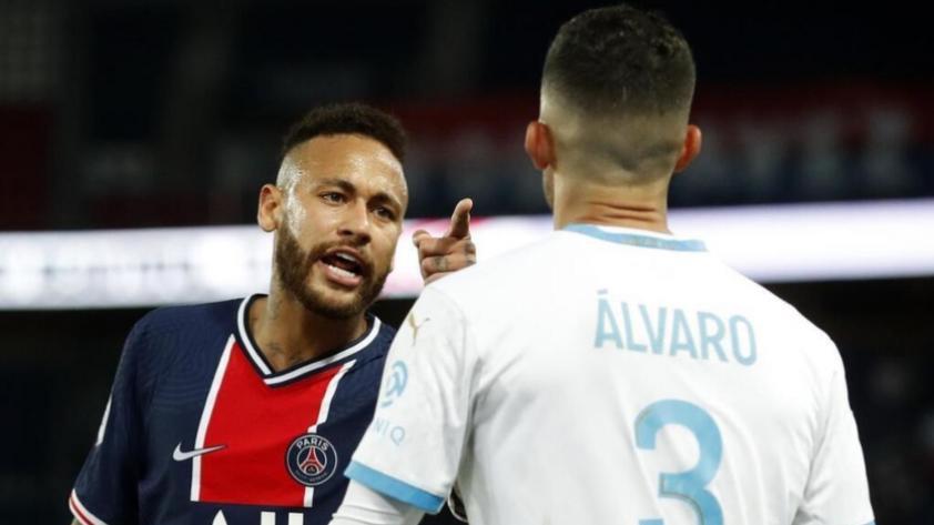 """Neymar tras agresión a Álvaro Gonzáles: """"Lo único que lamento es no haberle dado en la cara"""""""