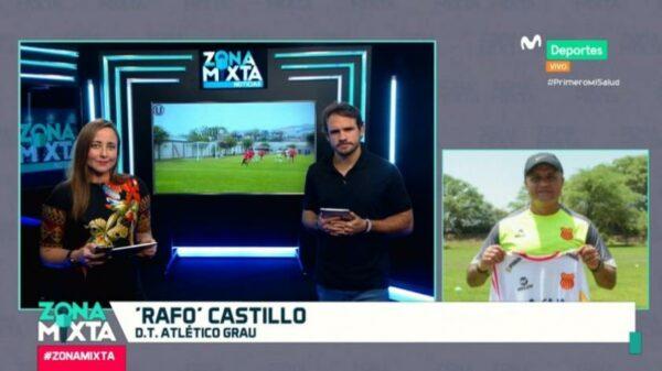 """'Rafo' Castillo en Zona Mixta: """"Reimond Manco es un jugador importante que tiene calidad y talento"""" (VIDEO)"""
