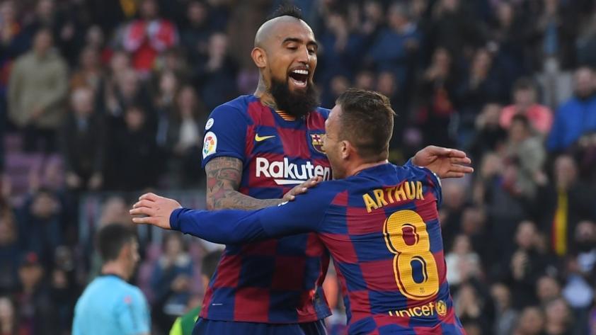 """Arturo Vidal: """"Hoy empiezo una nueva etapa en mi vida pero van a estar siempre en mi corazón"""""""