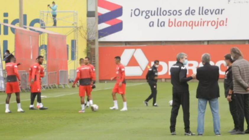 Pensando en las Clasificatorias: La selección peruana arranca los entrenamientos en la Videna (VIDEO)