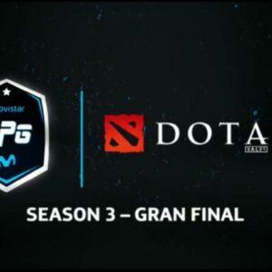 Movistar Deportes transmitirá la gran final de la Movistar Liga Pro Gaming de Dota 2 Season 3