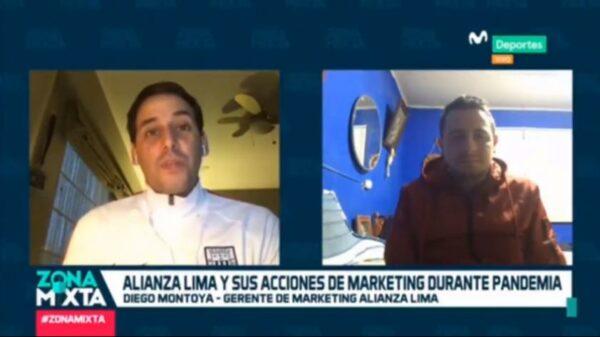 Zona Mixta: las acciones que tomará el área de Marketing de Alianza Lima durante la cuarentena (VIDEO)