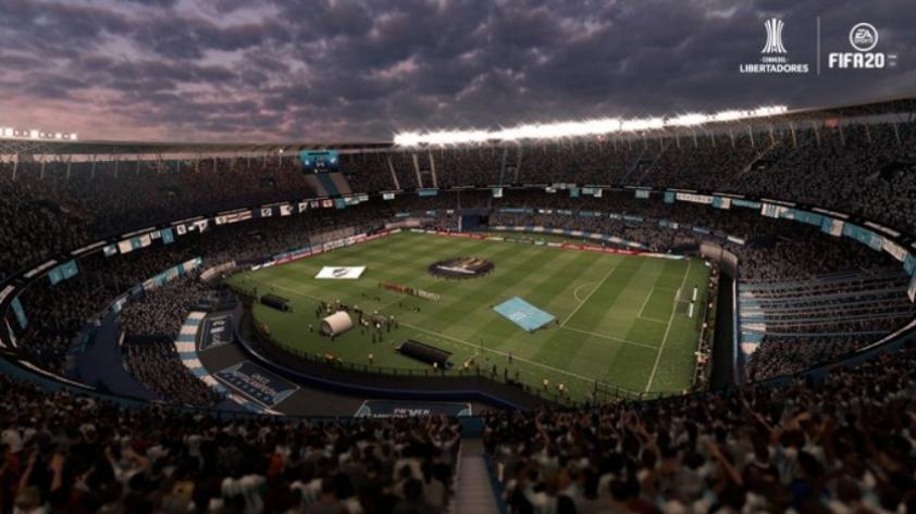 ¡Que comience el juego! FIFA 20 ya lanzó la fecha de actualización para la Copa Libertadores y Sudamericana