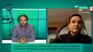 """Víctor Hugo Marulanda en Después de Todo: """"Jack Durán es un jugador interesante para Alianza Lima"""" (VIDEO)"""