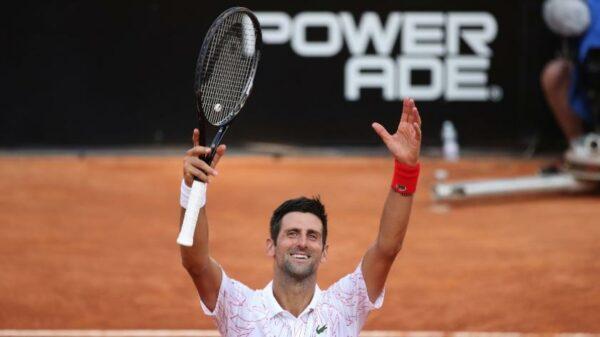 Djokovic derrota a Ruud en la semifinal y peleará por su quinta corona en el Masters 1000 en Roma