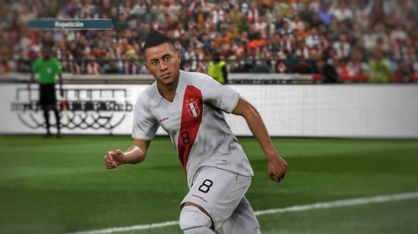 Selección Peruana: camisetas para la Copa América llegaron con un 'parche' al PES 2019 (FOTOS)