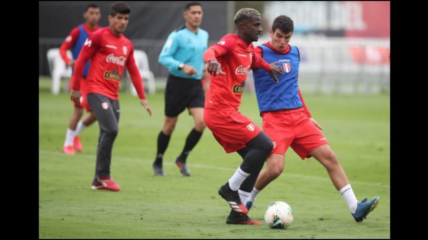 Continúa la preparación: así fue el segundo día de entrenamiento de la Selección Peruana (FOTOS)