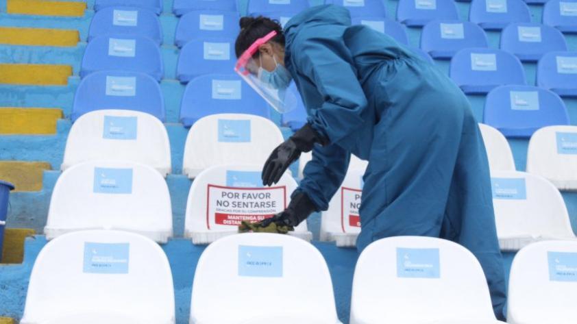 Liga 1 Movistar: así fue la llegada de Cienciano y Atlético Grau para el reinicio del torneo peruano (FOTOS)