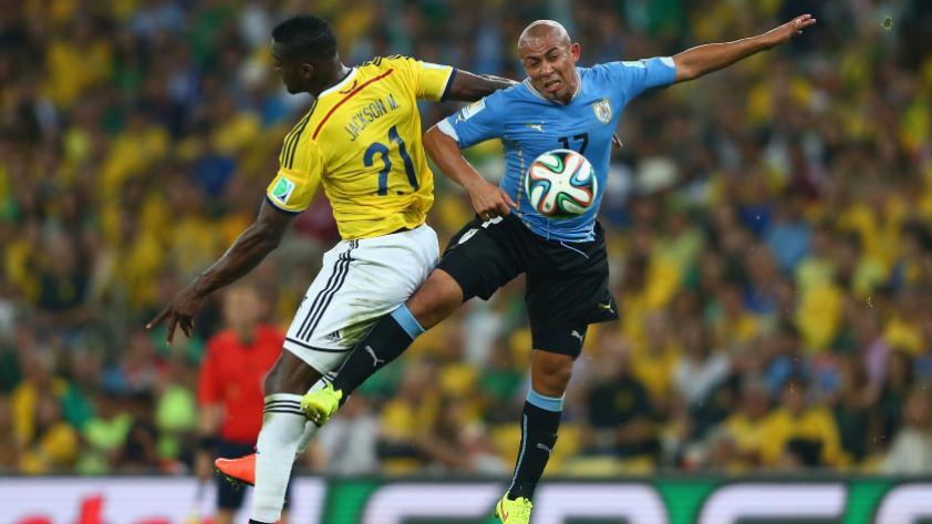 Como Egidio Arévalo Ríos: mundialistas que jugarán en la Liga 1 (FOTOS)